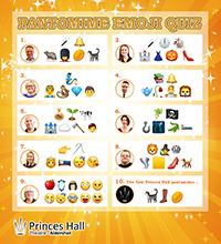 Panto Emoji Quiz Displays a larger version of this image in a new browser window