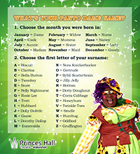 Panto Dame Name Displays a larger version of this image in a new browser window
